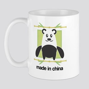 Made in China Panda Mug